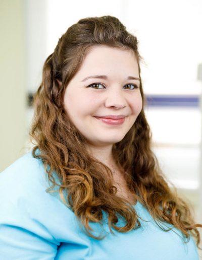 Sabrina Paternoster, fortgebildete ZFA